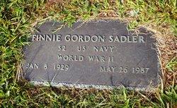 Finnie Gordon Sadler