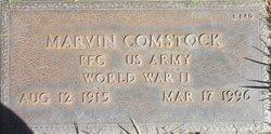 Marvin Raymond Comstock