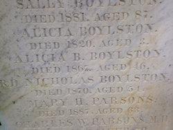 Alicia Boylston