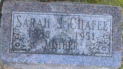 Sarah J Chaffee