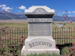 Elsie A. <i>Chapin</i> Beckwith