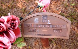 Inez Evelyn <i>Barron</i> Crew