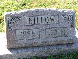 Sarah K. <i>Wallis</i> Billow