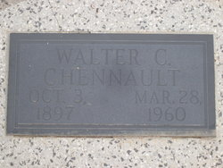 Walter Clarence Chennault