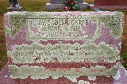 Ruby Casteel <i>Sadler</i> Garrett