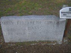 Mary Elizabeth <i>Gleaton</i> Chavis