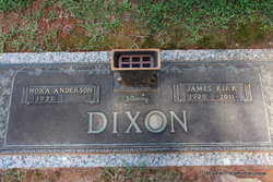 James Kirk Dixon