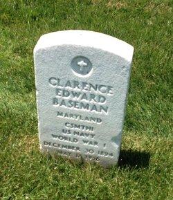 Clarence Edward Baseman