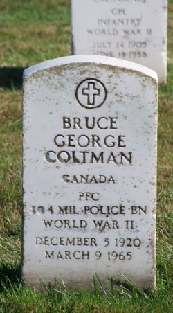 Bruce George Coltman
