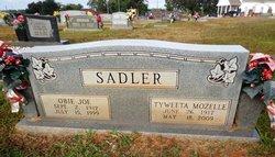 Tyweeta Mozella <i>Dotson</i> Sadler