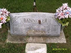 Mary Louise <i>Grayson</i> Bannister