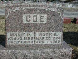 Minnie Pearl Coe
