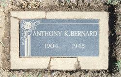 Anthony K. Bernard