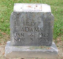 Billy F. Adams