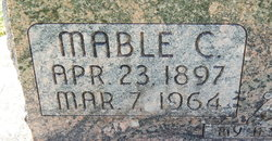 Mable C <i>Rubly</i> Nurre