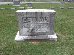 Lucy Adeline <i>Burke</i> Baldwin