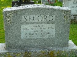 C Harper Secord