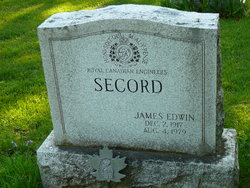 James Edwin Secord