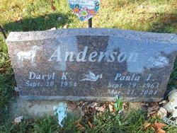 Paula J <i>Nelson</i> Anderson