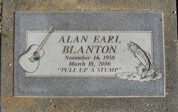 Alan Earl Blanton