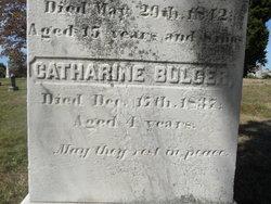 Catharine Bulger