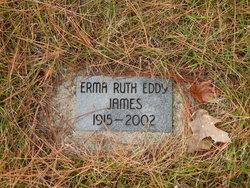 Erma Ruth <i>Eddy</i> James