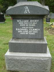 Rachel <i>Clancy</i> Avery