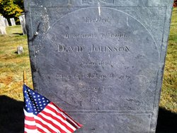 Capt David Johnson