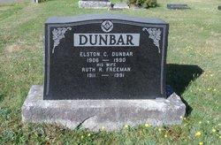Ruth Rebecca <i>Freeman</i> Dunbar