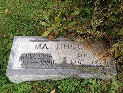 Paul Hughes Mattingly