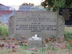 Richard George Masters