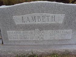Eleanor L. Lambeth