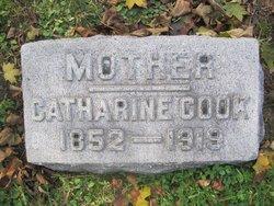 Catherine <i>Gilkey</i> Cook