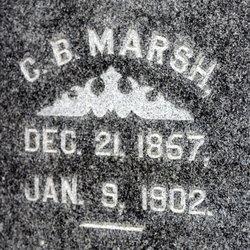 C. B. Marsh