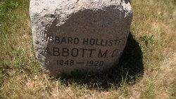 Dr Hubbard H. Abbott