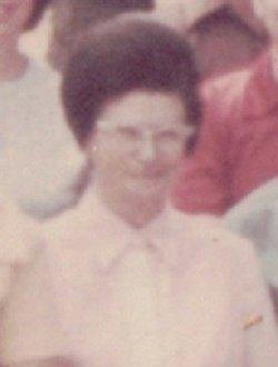 Iva Hazel <i>Randell</i> Cantrell