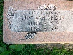 Joey A. <i>George</i> Nelson