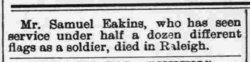 Judge Samuel Eakins