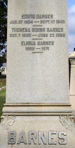 Edwin Barnes, Sr
