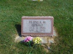 Bernice M. <i>Newton</i> Arnold