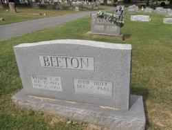 William Arthur Beeton, Jr