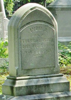 Lydia Ann <i>Capron</i> Angell