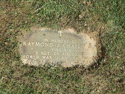 SSgt Raymond J Chaplin, Jr