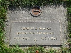 Concetta J Connie Blaine