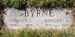 Margaret Mary <i>Ferguson</i> Byrne