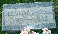 Ingeborg <i>Egland</i> Carroll