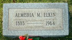 Almedia May Medie <i>Carroll</i> Elkin
