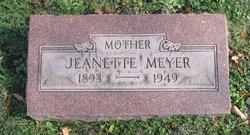 Jenette <i>Deubler</i> Meyer