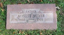 August T Meyer