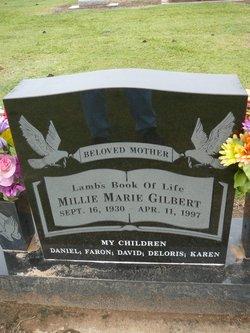Millie Marie <i>Stiles</i> Gilbert